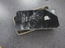 Shattered back glass on my iPhone 4S